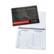 Precision Pro Referees Assessors Notepad - A5