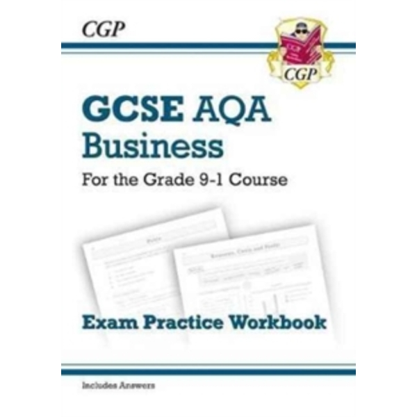 New GCSE Business AQA Exam Practice Workbook - For the Grade 9-1 Course by CGP Books (Paperback, 2017)