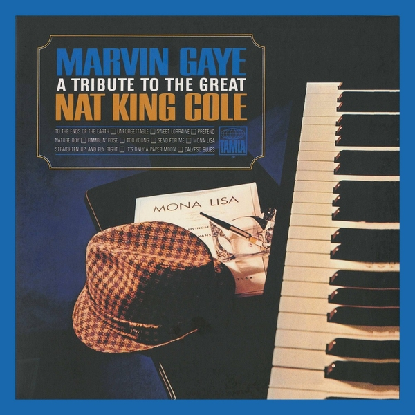Marvin Gaye - A Tribute To The Great Nat King Cole Vinyl