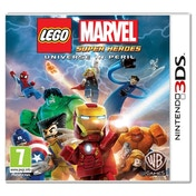Lego Marvel Super Heroes Universe In Peril Game 3DS