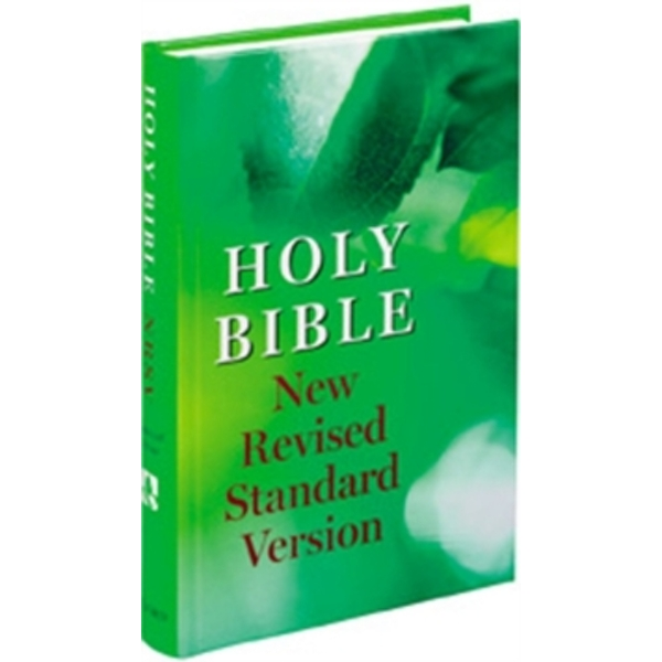 New Revised Standard Version Bible: Compact Edition by Oxford University Press (Hardback, 2001)