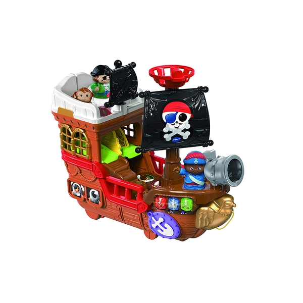 VTech Toot-Toot Friends Kingdom Pirate Ship - Image 1