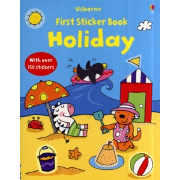 My First Sticker Book : Holiday