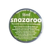 Snazaroo Make-Up 18ml Body & Face Paint Classic Lime Green