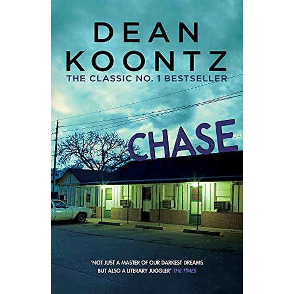 Chase by Dean Koontz (Paperback, 2017)