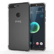 CASEFLEX HTC DESIRE 12 PLUS ALPHA TPU GEL - CLEAR