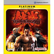 Tekken 6 Game (Platinum) PS3