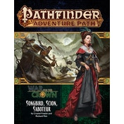 Pathfinder Adventure Path: Songbird, Scion, Saboteur (War for the Crown 2 of 6)