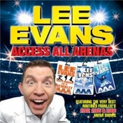 Lee Evans - Access All Arenas CD