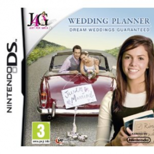Wedding Planner Game DS
