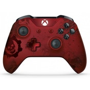 Gears of War 4 Crimson Omen Limited Edition Xbox One Wireless Controller