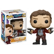 Star Lord (Guardians of the Galaxy 2) Funko Pop! Vinyl Figure