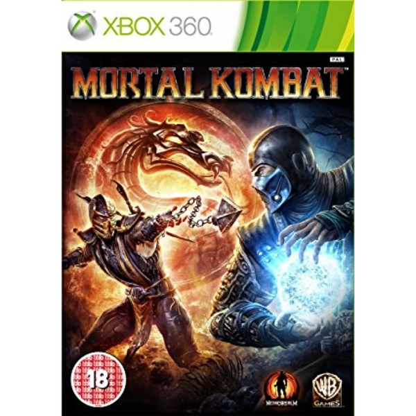 (Pre-Owned) Mortal Kombat Game (Classics) Xbox 360 Used - Like New - Image 1