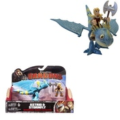 How To Train Your Dragon 2 Astrid and Stormfly