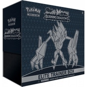 Pokemon TCG Sun & Moon Burning Shadows Elite Trainer Box