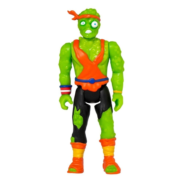 Toxic Crusaders ReAction Action Figure Wave 1 Toxie 10 cm