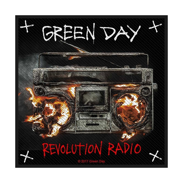 Green Day - Revolution Radio Standard Patch