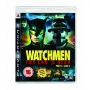 Watchmen The End is Nigh Parts 1 & 2 Game PS3