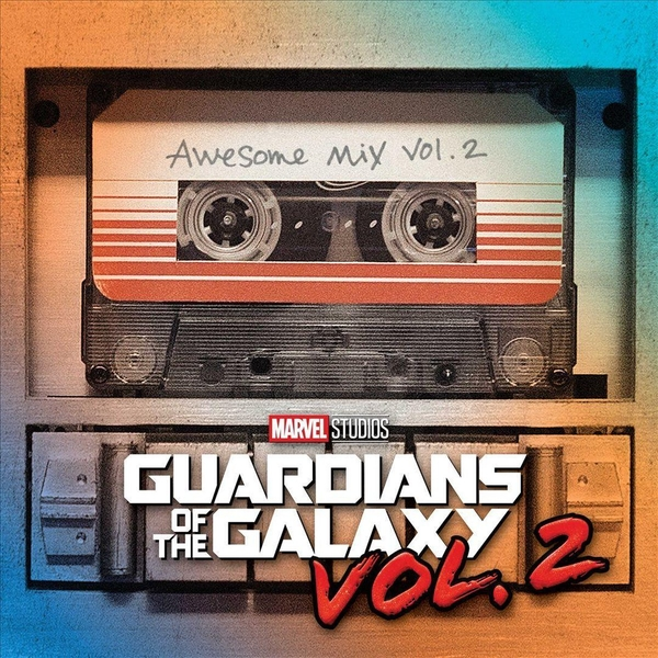 Guardians Of The Galaxy Awesome Mix Vol. 2 - Original Soundtrack Vinyl