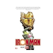 Marvel Now Iron Man Volume 5: Rings of the Mandarin Paperback