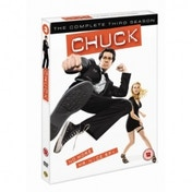Chuck Season 3 Box Set DVD