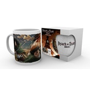 Attack On Titan Season 2 Scouts Mug