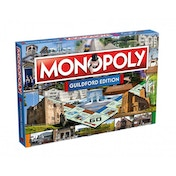 Monopoly Guildford Edition Board Game
