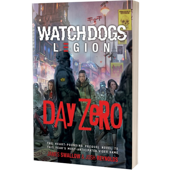Watchdogs Legion: Day Zero (Paperback, 2020)