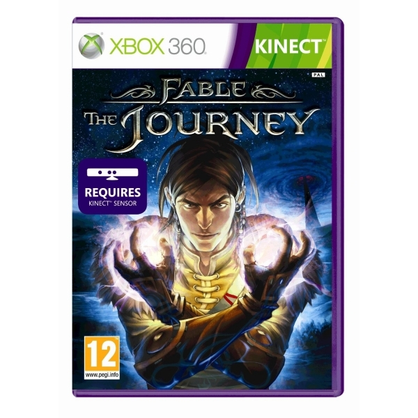 Kinect Fable The Journey Game Xbox 360