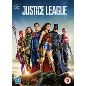 Justice League 2018 DVD