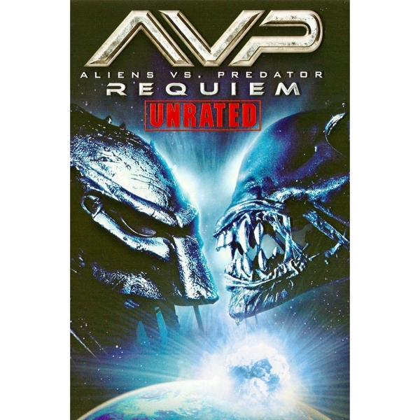Aliens vs Predator Requiem (Blu-ray)