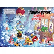 Angry Birds Comics Volume 4: Fly Off Handle Hardcover