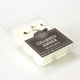 Charred Amber (Pastel Collection) Country Candle Wax Melt