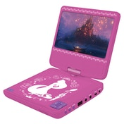 Lexibook DVDP6DP Disney Princess Portable DVD Player UK Plug