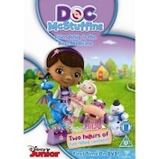Doc McStuffins Friendship Is The Best Medicine DVD