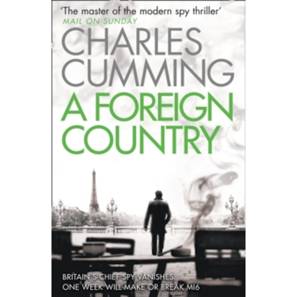 A Foreign Country by Charles Cumming (Paperback, 2012)