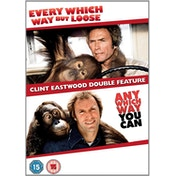Every Which Way But Loose / Any Which Way You Can DVD