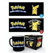 Pokemon Pikachu Heat Change Mug