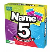 Name 5 Board Game