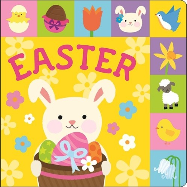 Mini Tab: Easter by Roger Priddy (Board book, 2017)