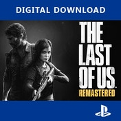The Last Of Us Remastered PS4 PSN Digital Download Game - USA PSN Required