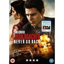 Jack Reacher: Never Go Back DVD   Digital Download
