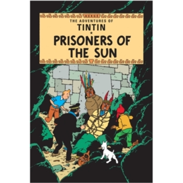 Prisoners of the Sun by Herge (Paperback, 2002)