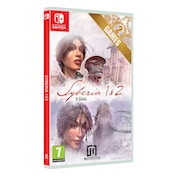 Syberia 1 & 2 Nintendo Switch Game