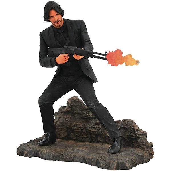 John Wick Catacombs PVC Gallery Figure