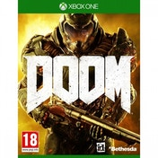 (Pre-Owned) Doom Xbox One Game Used - Like New