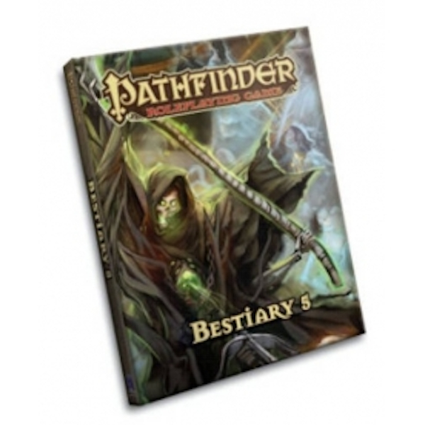 Pathfinder Roleplaying Game Bestiary 5