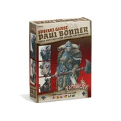 Zombicide Green Horde: Special Guest Box Paul Bonner Board Game