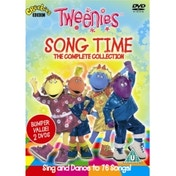 Tweenies Song Time DVD