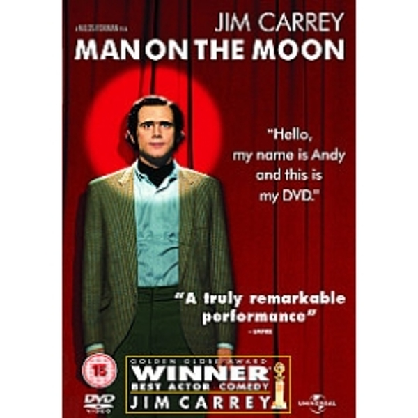 Man On The Moon DVD